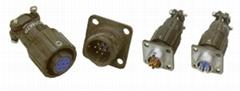 Q型系列电连接器,航空插头