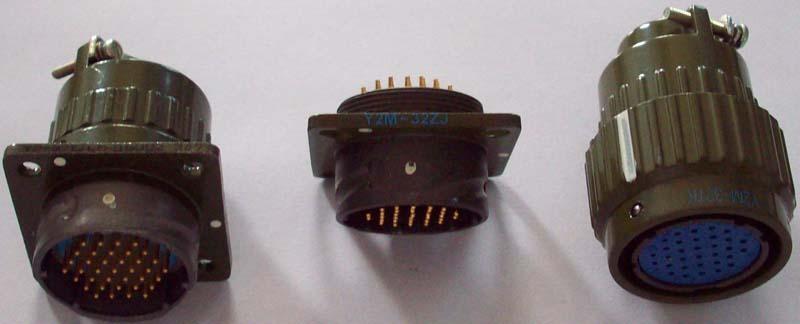 Y2M series circular connectors 1