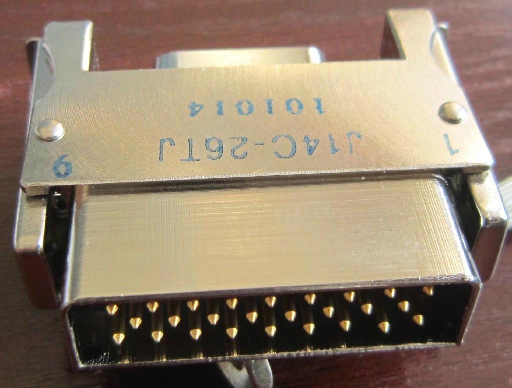 J14系列軍品電連接器 2