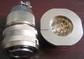 Y11系列圆形密封式电连接器,航空插头座 6
