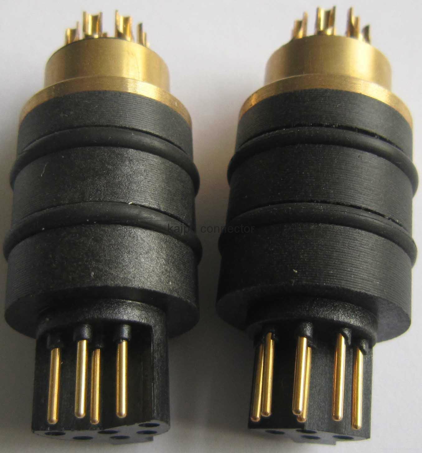 10芯耐高压电连接器,航空插头,高压插头 2
