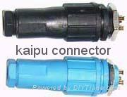 FS2型防水插頭座,防水電連接器