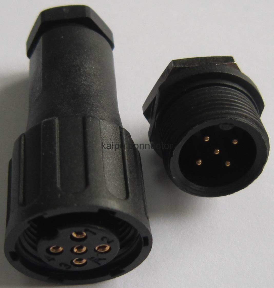 FS2型防水电连接器,防水插头 8