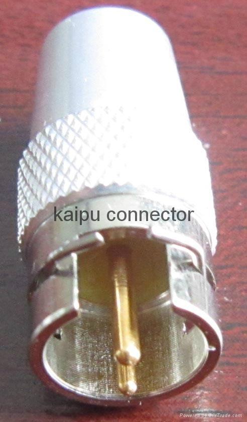 FD型系列直插式圆形密封电连接器 8