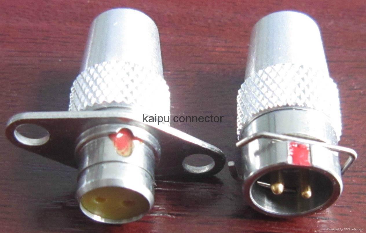 FD型系列直插式圆形密封电连接器 7