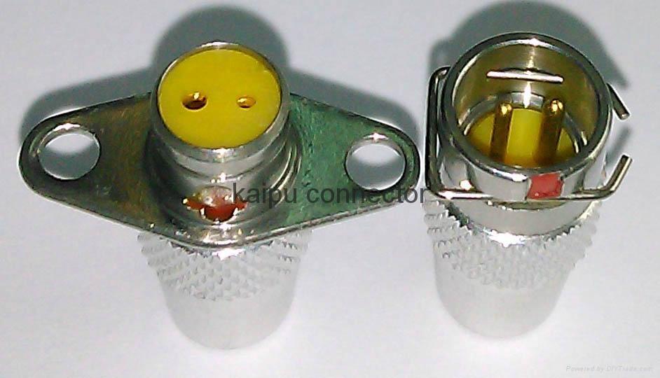 FD型系列直插式圆形密封电连接器 4