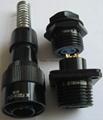 防水型系列圆形电连接器 FQX14 7