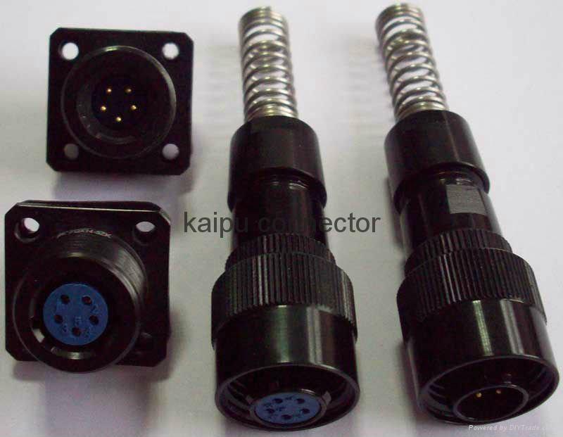 防水型系列圆形电连接器 FQX14 3