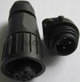 UL认证的KP32型防水电连接器 6