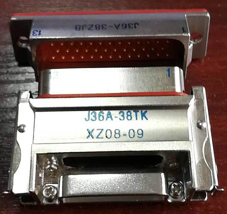 J36系列军品电连接器 2