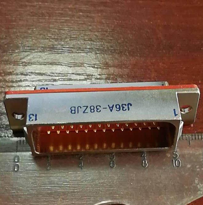 J36系列军品电连接器 3