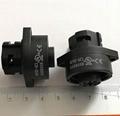 KP32型防水4芯母插座-UL认证 5