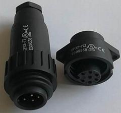 通過UL認証的防水電連接器