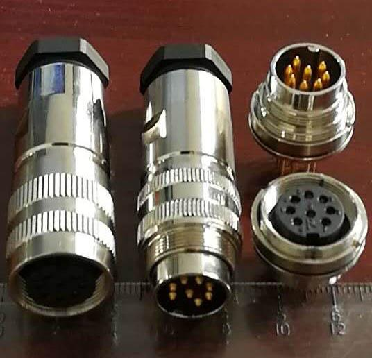 AISG電連接器,FS1系列航空插頭 5