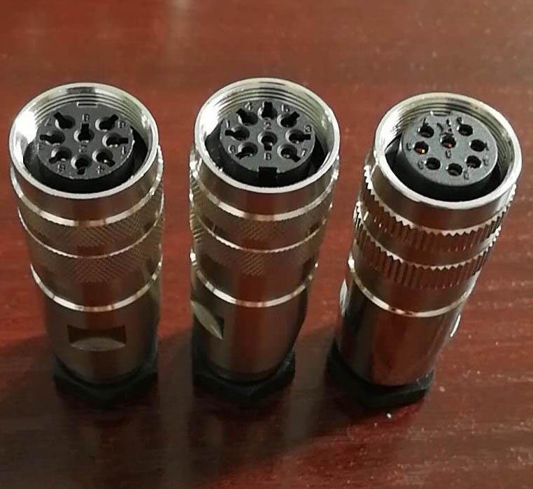 AISG電連接器,FS1系列航空插頭 8