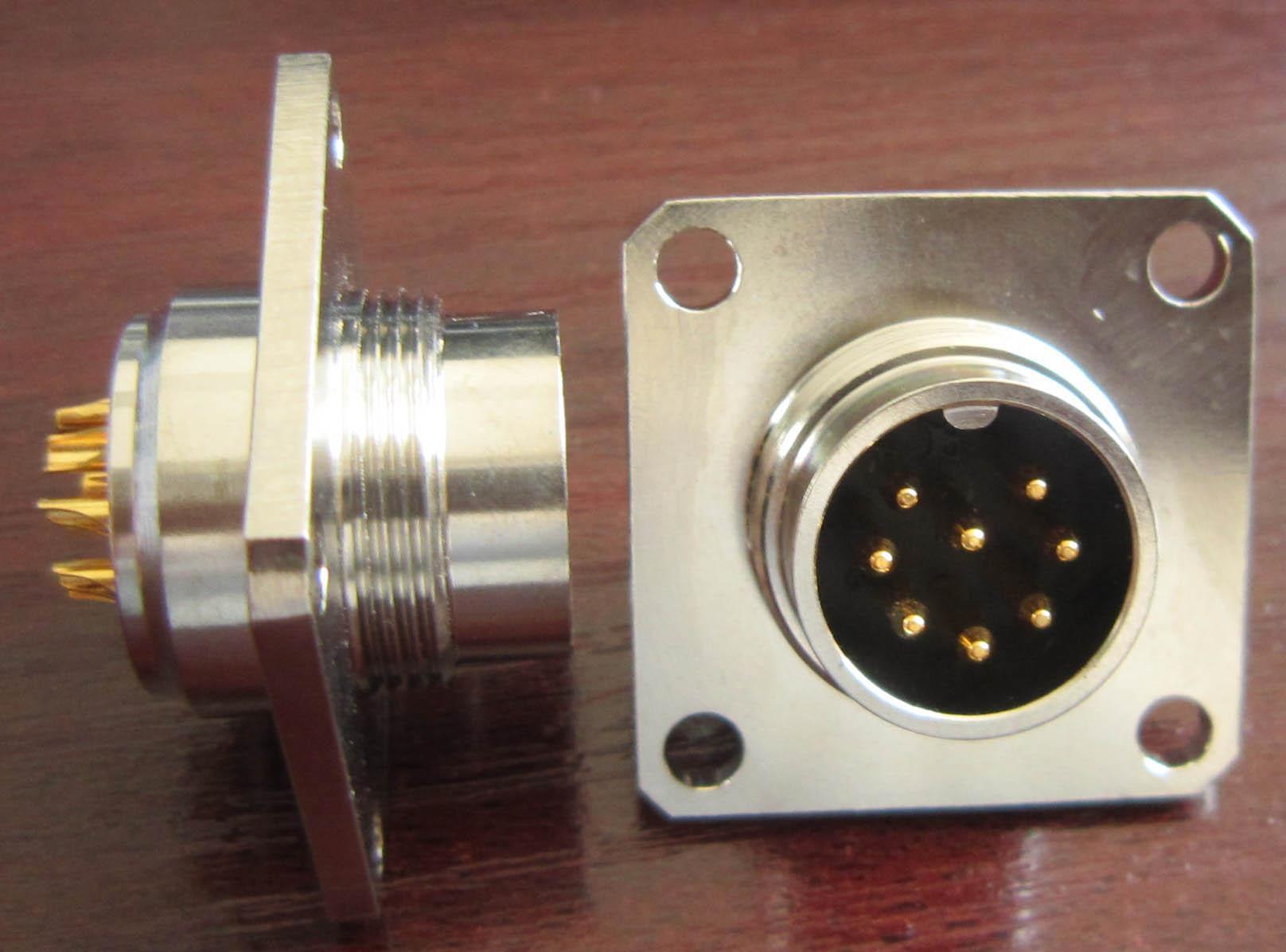 AISG系列电连接器,特规AISG方座 2