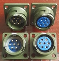 防水型圓形電連接器FQC18系列