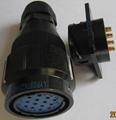 LYP28系列防水圆形电连接器,航空插头座 7