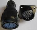 LYP28系列防水圆形电连接器,航空插头座 10