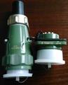 防雨型航空插头,YD系列圆形电连接器 7