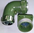 YD32系列圆形电连接器,航空插头 2