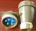 防雨型YD系列圆形电连接器,航