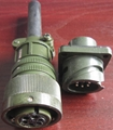 VG95234 connectors bayonet type
