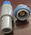 塑料直拔式航空插头