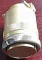PC-50小圆形符合俄罗斯标准航空插头 3