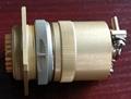 PC-50小圆形符合俄罗斯标准航空插头 8