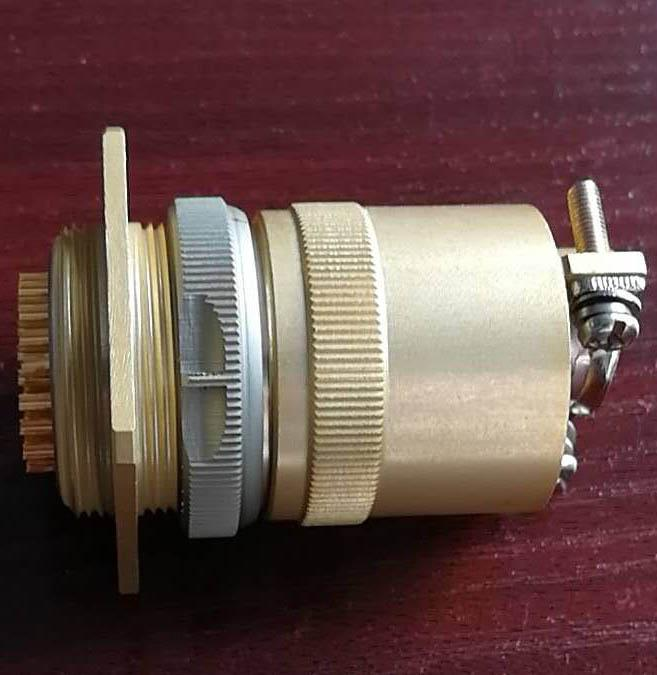 PC-32TB type circular connectors 5