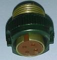 PC-4小圆形符合俄罗斯标准航空插头 3