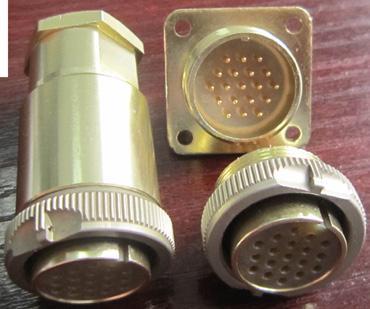 PC-19TB type circular connectors