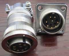MIL-26482系列螺纹式插头座