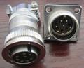 MIL-26482系列螺紋式插頭座