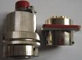 Y50EX-1626 Circular connectors as MIL-C-26482 series 4