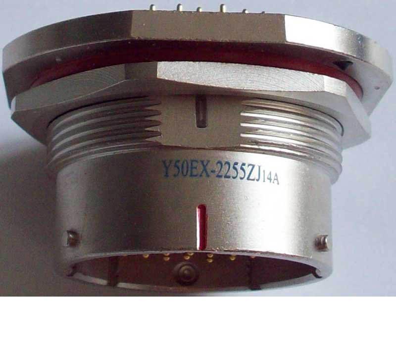 26482系列美军标圆形电连接器,航空插头座 3