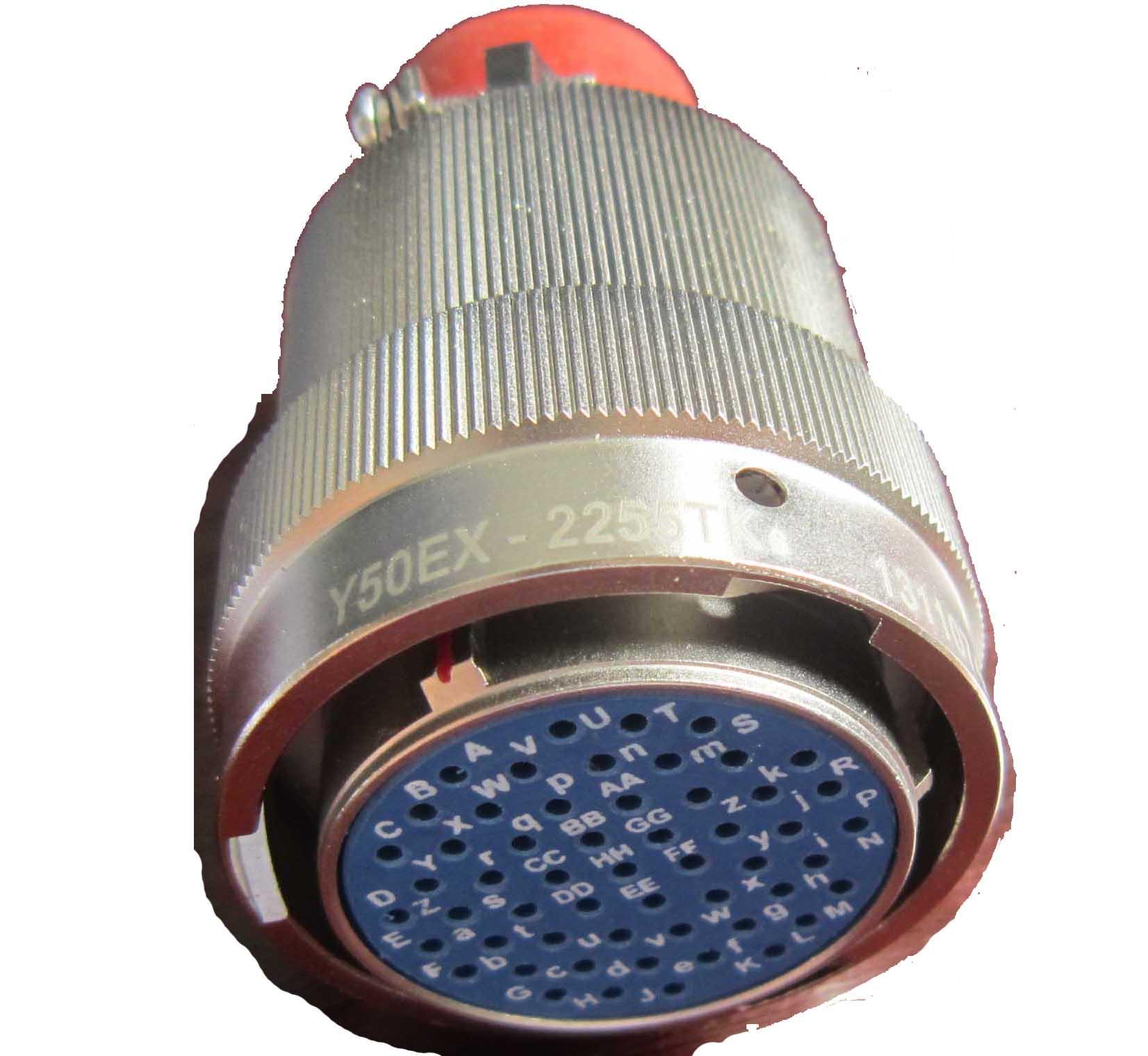 Y50EX-2255 item Circular connectors as MIL-C-26482 series