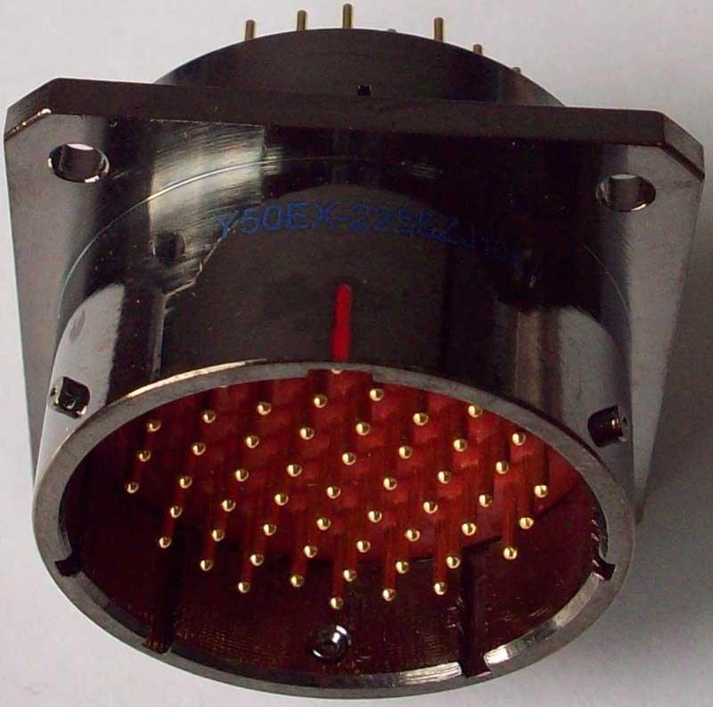 26482系列美军标圆形电连接器,航空插头座 6