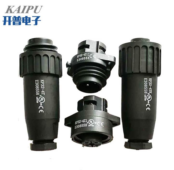 KP32 type circular water proof connectors 1