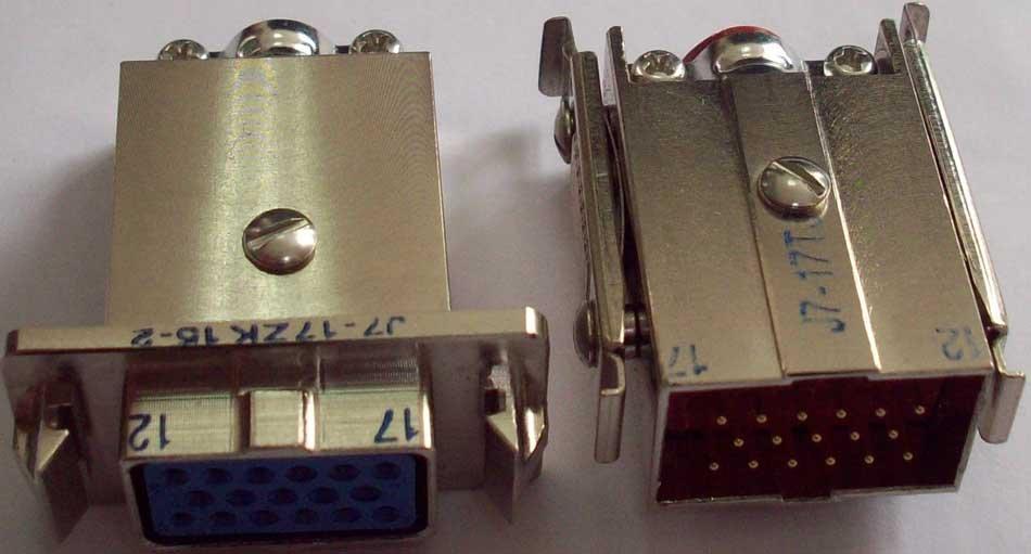 J7T系列军品矩形接插件 3