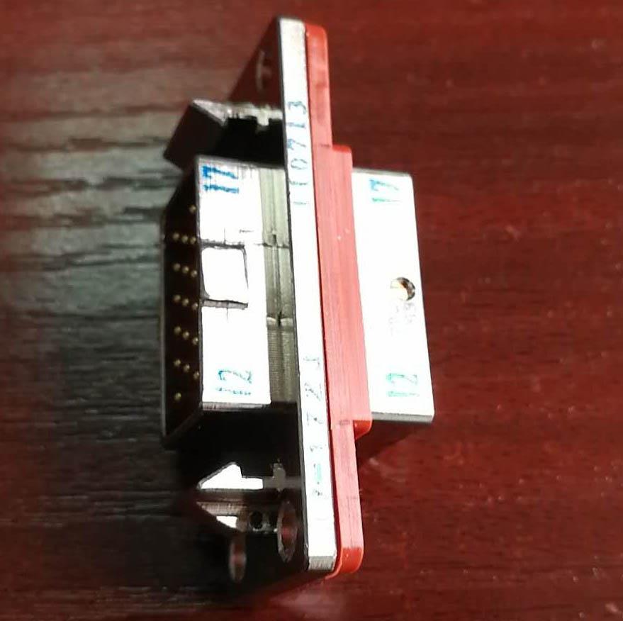 J7T系列军品矩形接插件 7
