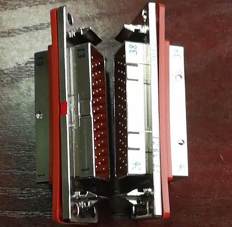 J7 series metal rectangular connector 4