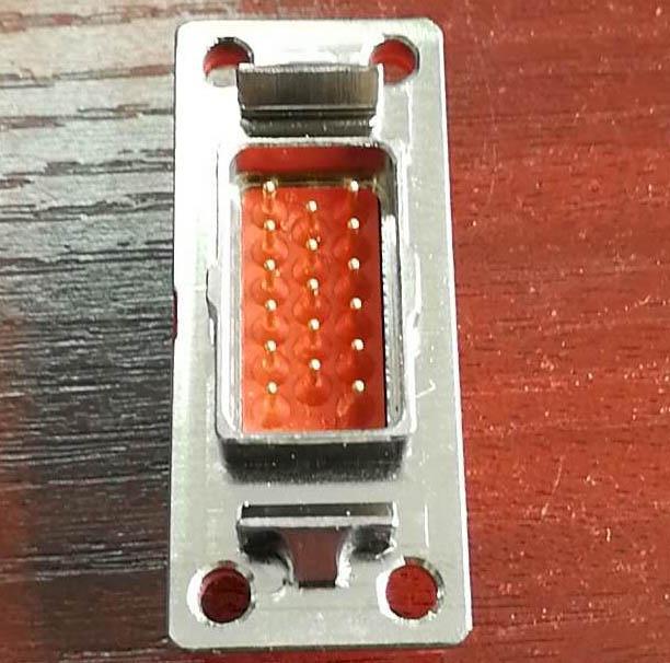 C 型系列欧式矩形接插件 6
