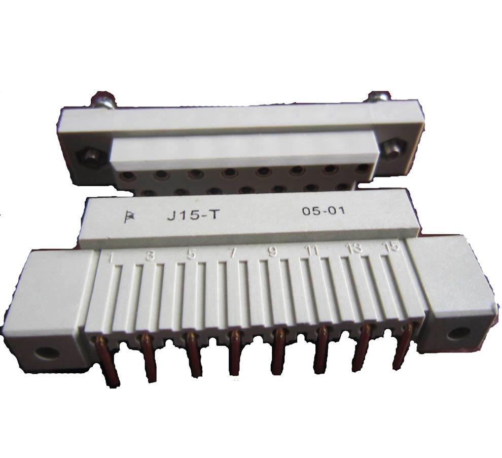 J15型矩形栅栏式孔电连接器 3
