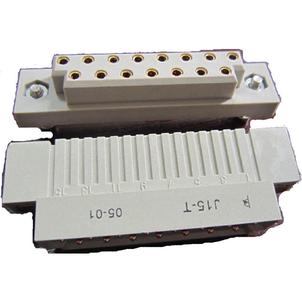 J15型矩形栅栏式孔电连接器 4