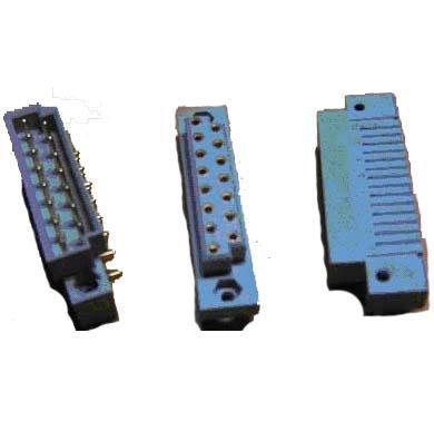 J15型矩形栅栏式孔电连接器 5