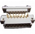 J15型矩形栅栏式孔电连接器 6