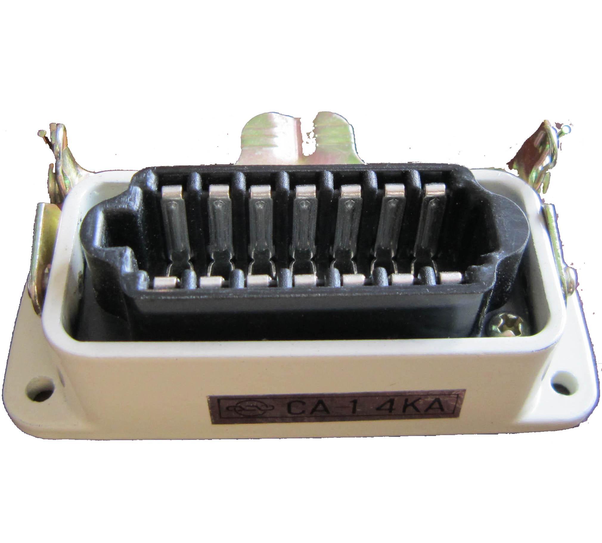 矩形电连接器CA系列 5