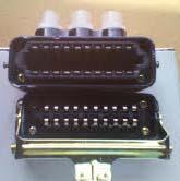 矩形电连接器CA系列 6